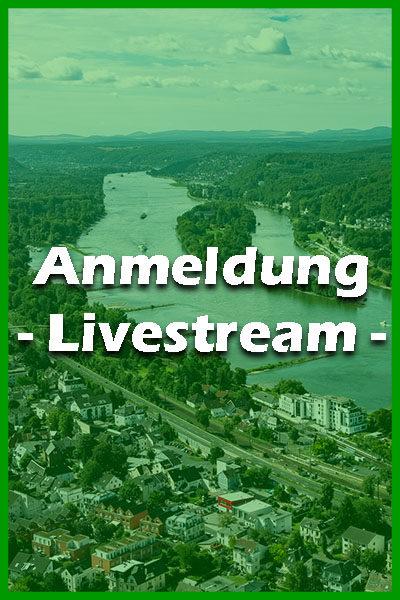 Anmeldung Livestream 3. BWK-Rheintag