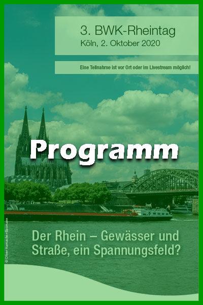 Programm 3. BWK-Rheintag